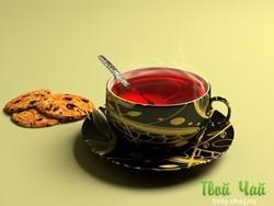 Как пить чай каркаде