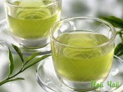 В чашке зеленого чая 3-5 калорий