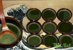 Чай матча вошел в каждодневную чайную культуру