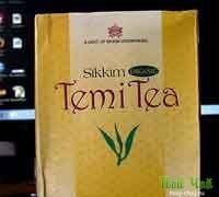 Черный чай Сиккимский