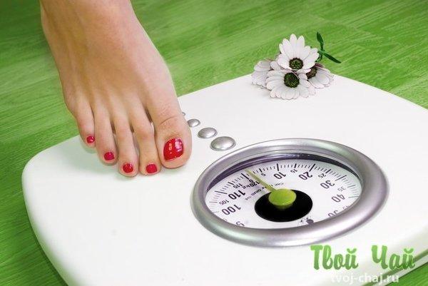 как пить китайский чай для похудения